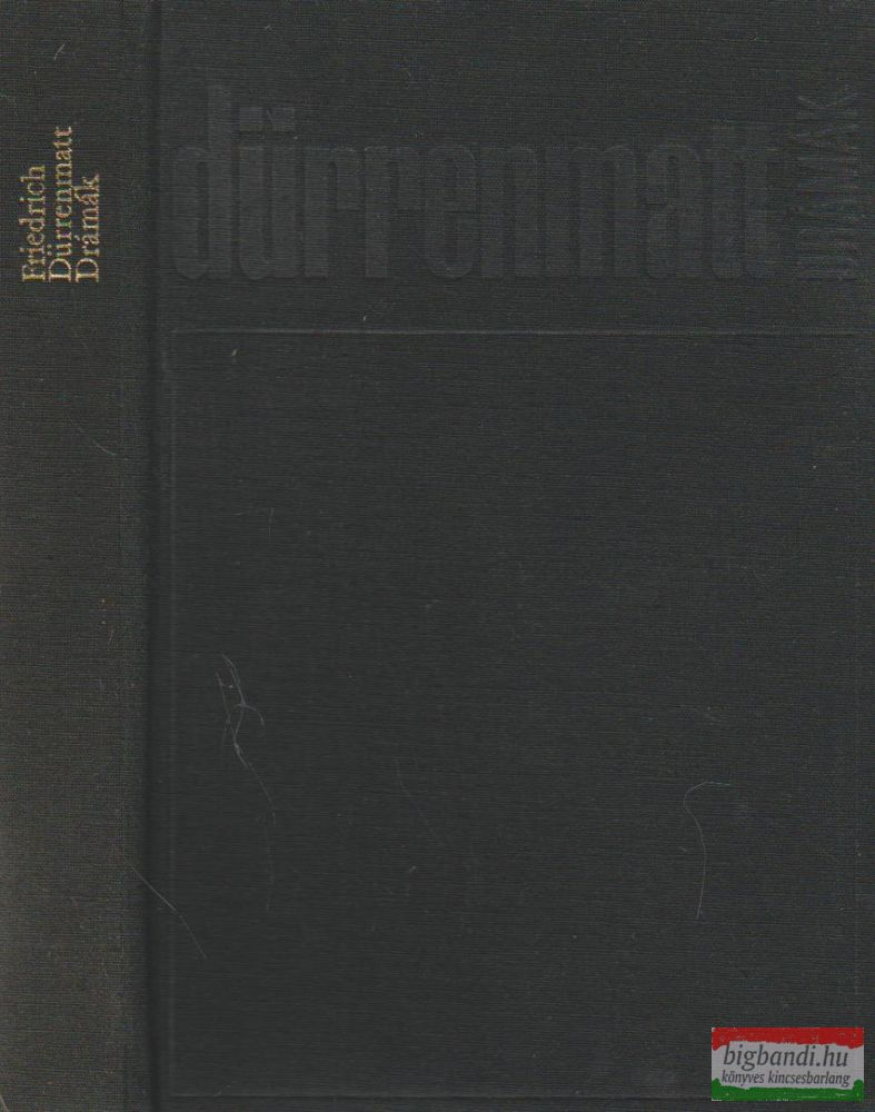 Drámák - Dürrenmatt