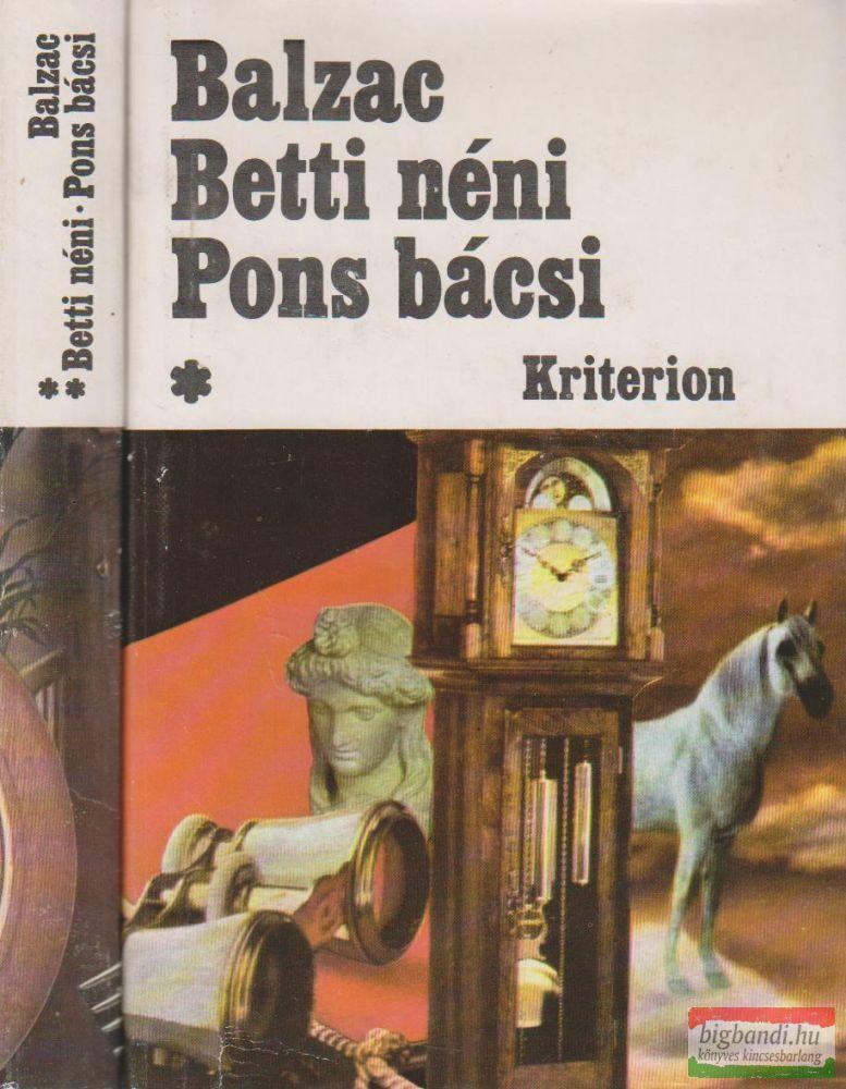 Betti néni / Pons bácsi I-II.