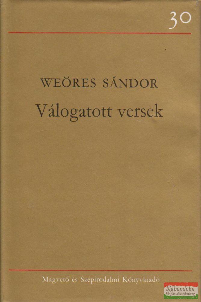 Weöres Sándor - Válogatott versek