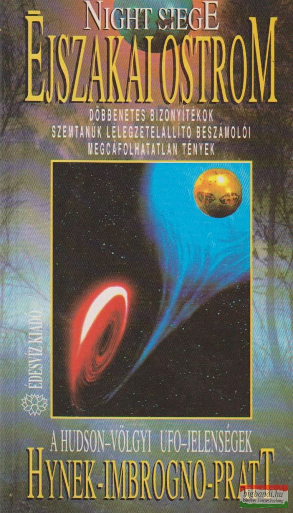 Éjszakai ostrom - A hudson-völgyi UFO-jelenségek