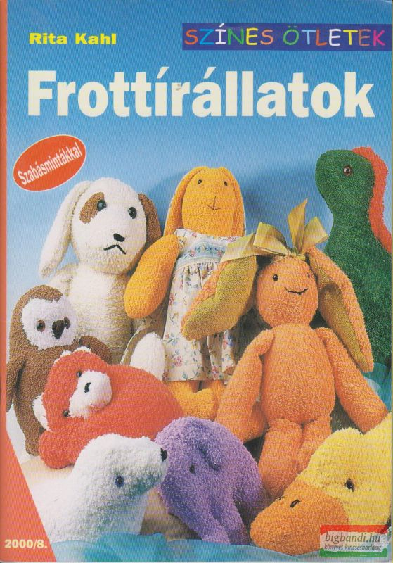 Frottírállatkák - Színes ötletek 2000/8
