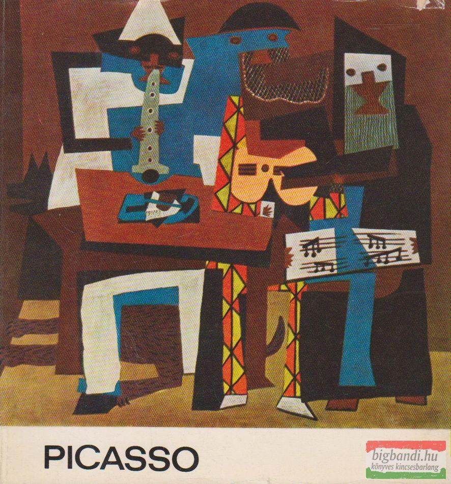 Körner Éva - Picasso