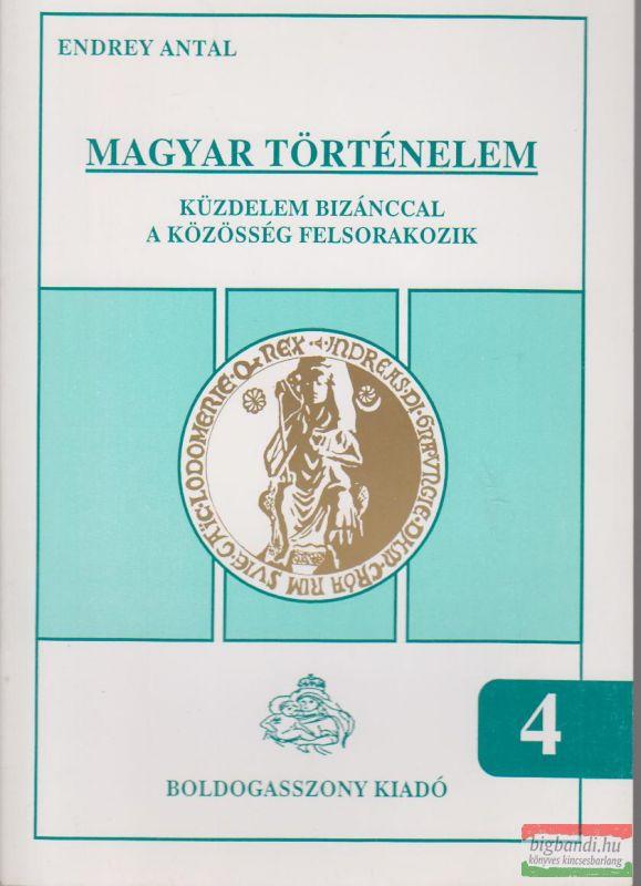 Magyar történelem 4.