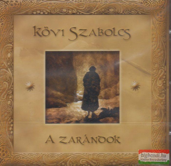 Kövi Szabolcs: A zarándok CD