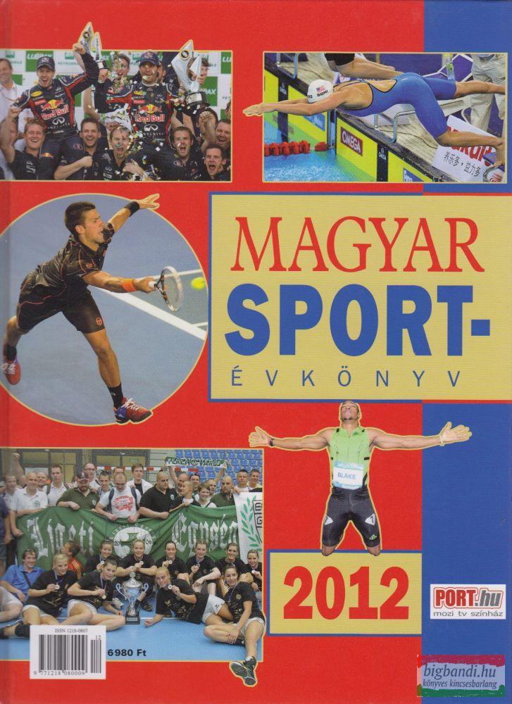 Magyar sportévkönyv 2012