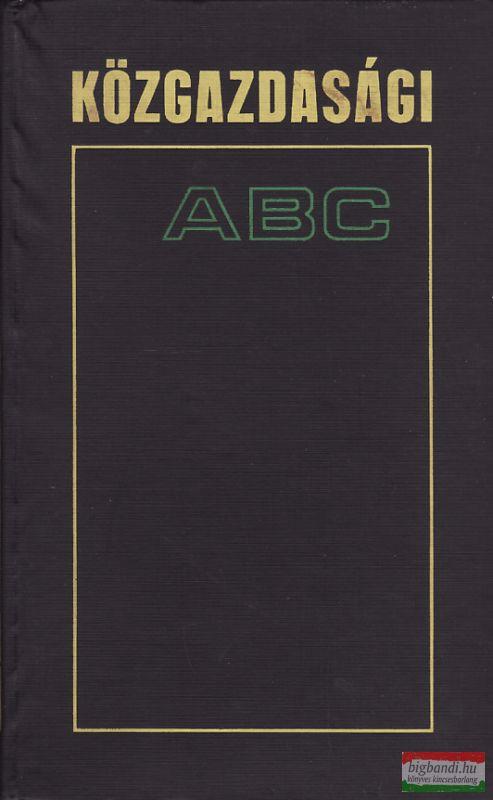 Közgazdasági ABC