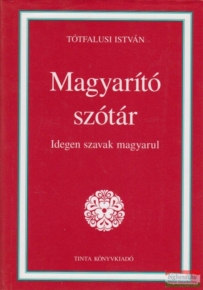 Magyarító szótár.