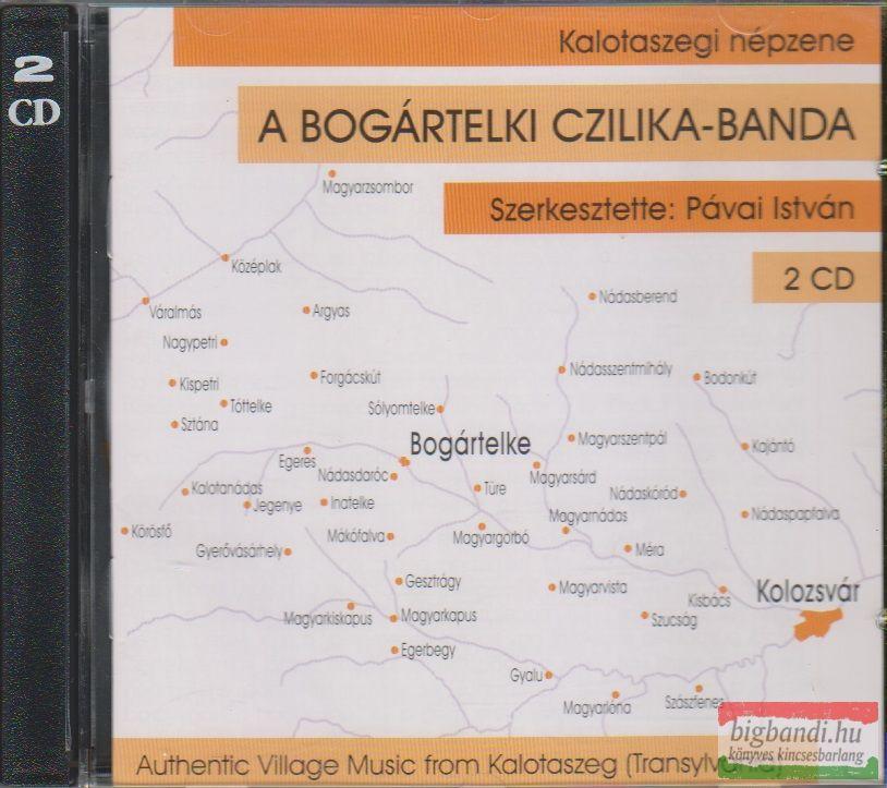 Bogártelki Czilika-banda - Kalotaszegi népzene (2CD)