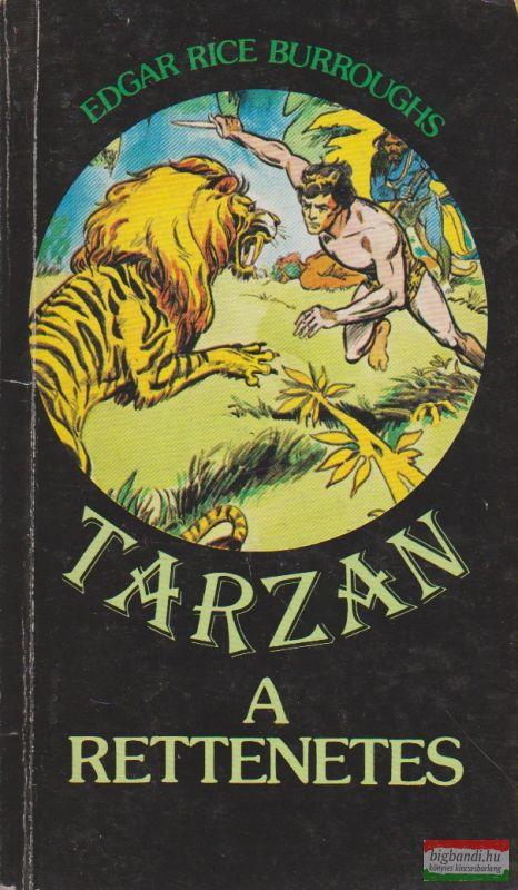 Edgar Rice Burroughs - Tarzan a rettenetes