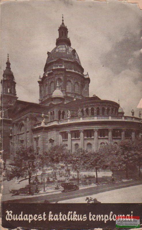 Budapest katolikus templomai