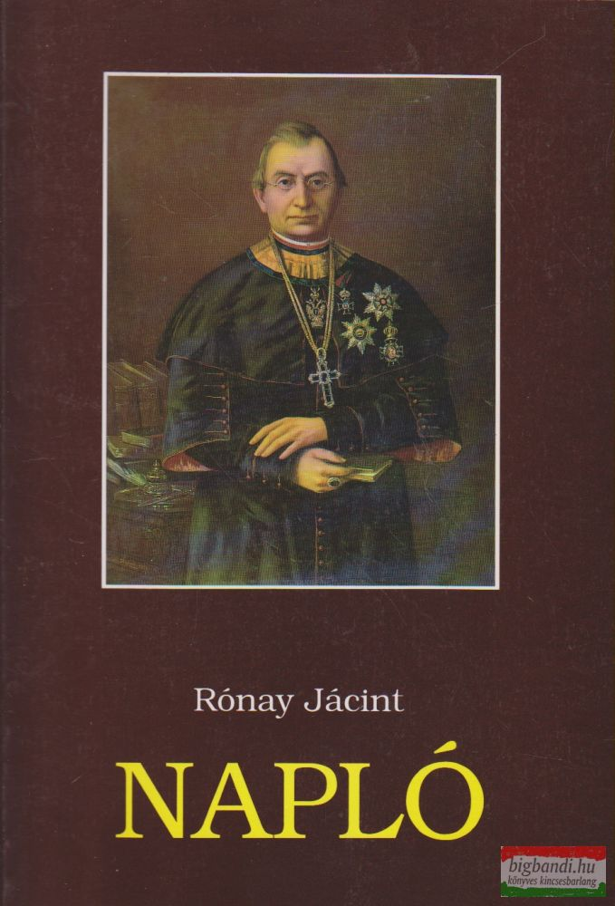 Rónay Jácint - Napló