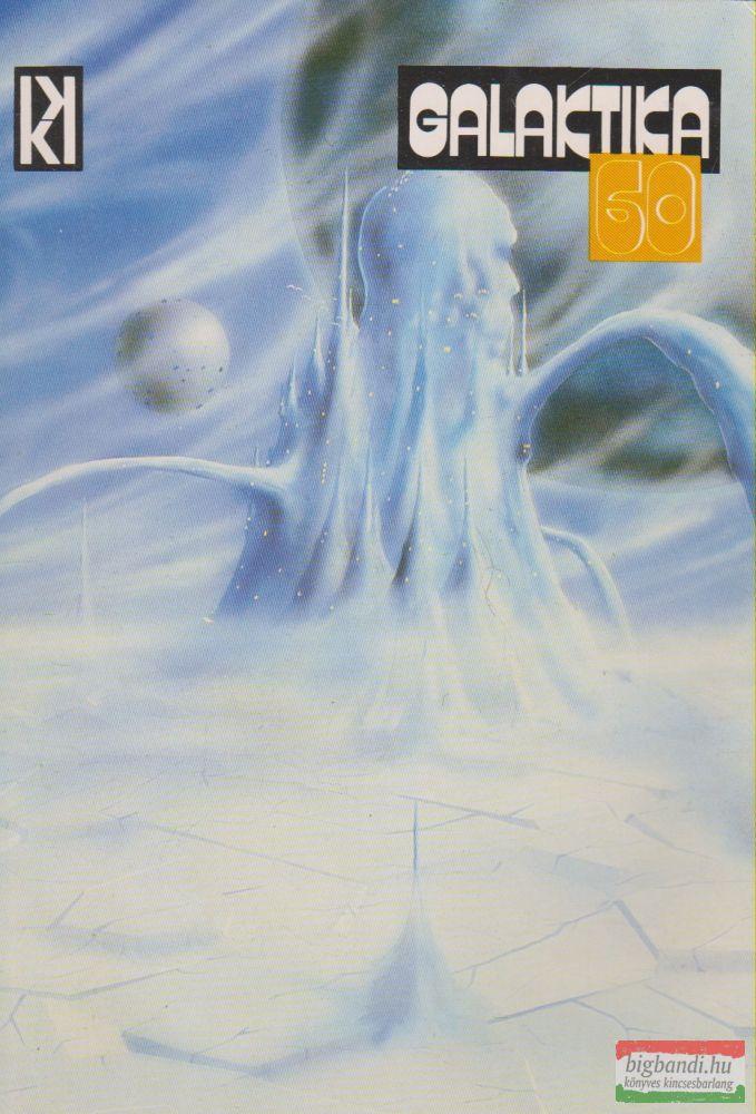 Kuczka Péter szerk. - Galaktika Tudományos-fantasztikus antológia 60.