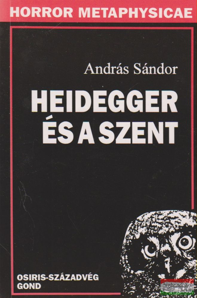 Heidegger és a szent