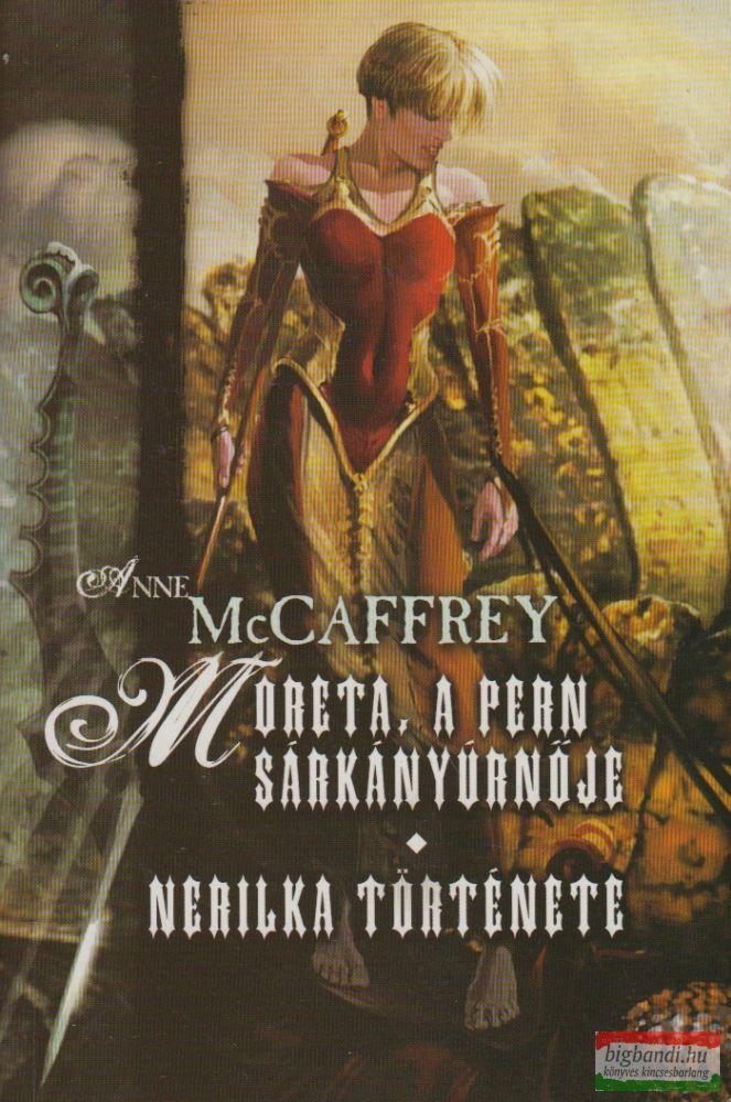 Moreta, a Pern sárkányúrnője