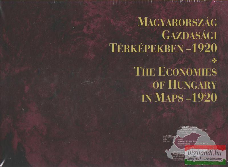 Magyarország gazdasági térképekben - 1920