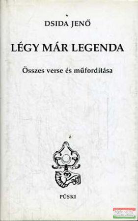 LÉGY MÁR LEGENDA