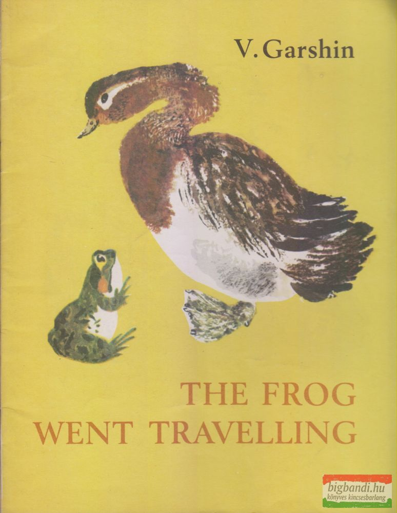 The Frog Went Travelling