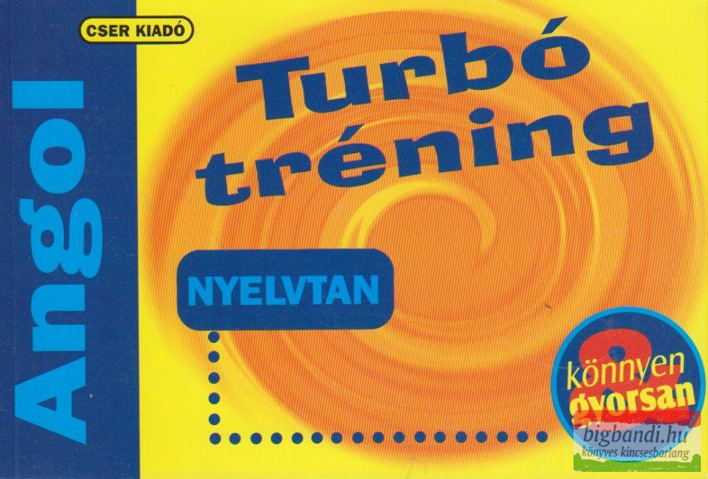 Turbó tréning - Angol nyelvtan