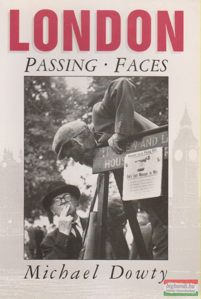 London - Passing - Faces