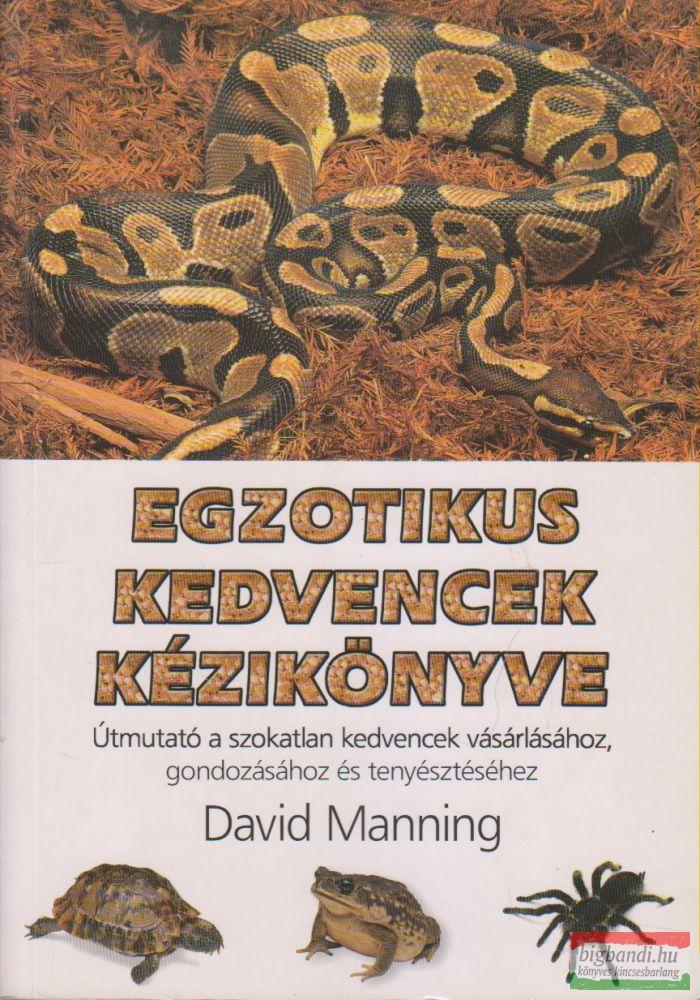 Egzotikus kedvencek kézikönyve