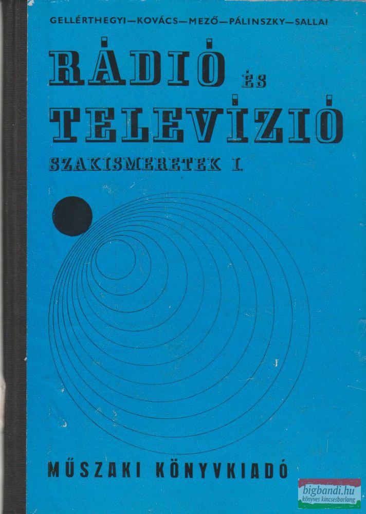 Rádió és televízió szakismeretek I.