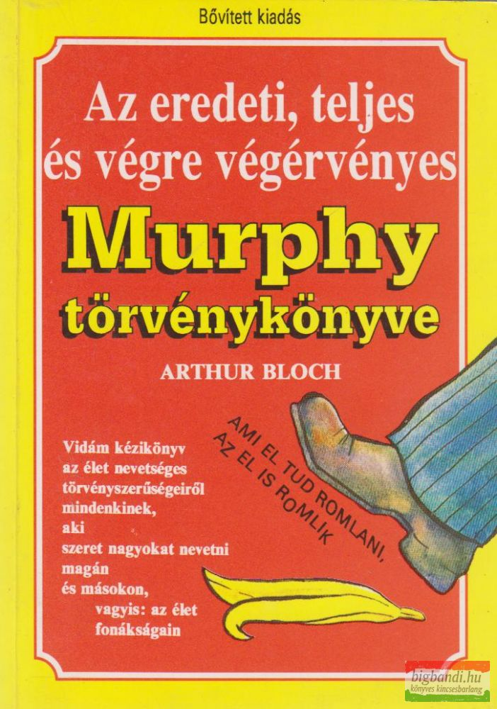 Arthur Bloch - Murphy törvénykönyve