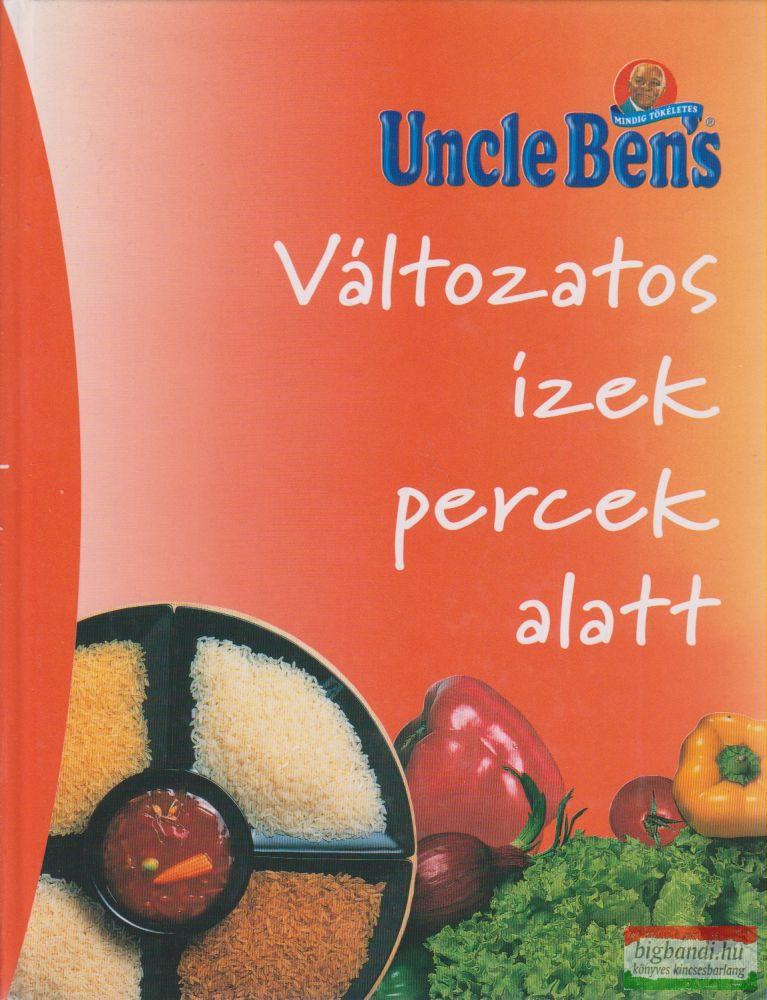 Változatos ízek percek alatt Uncle Bens