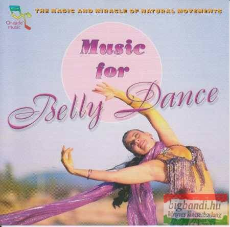 Music for Belly Dance CD