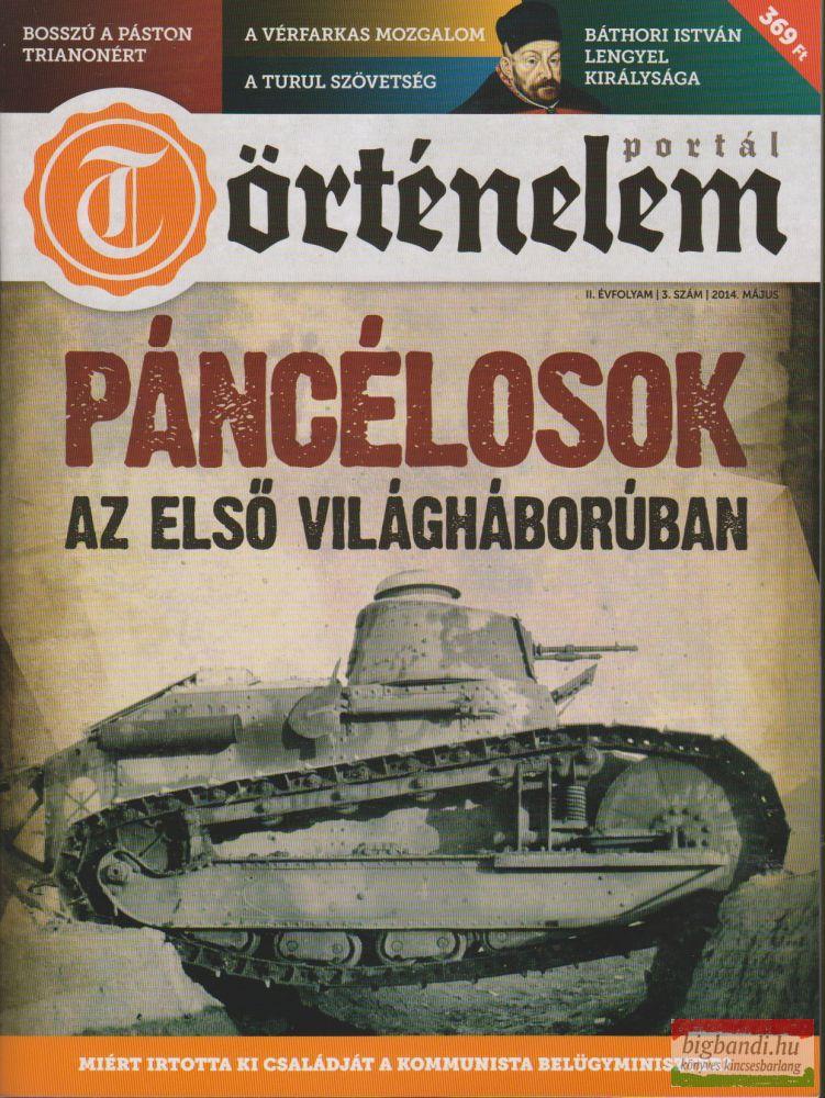 Történelemportál 6. szám 2014. május
