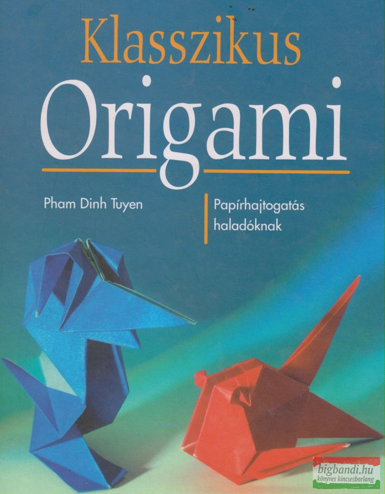 Klasszikus origami
