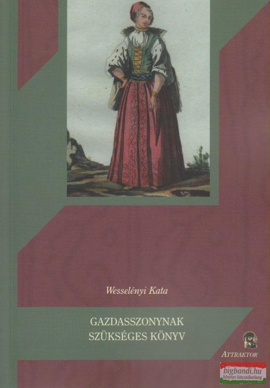 Gazdasszonynak szükséges könyv