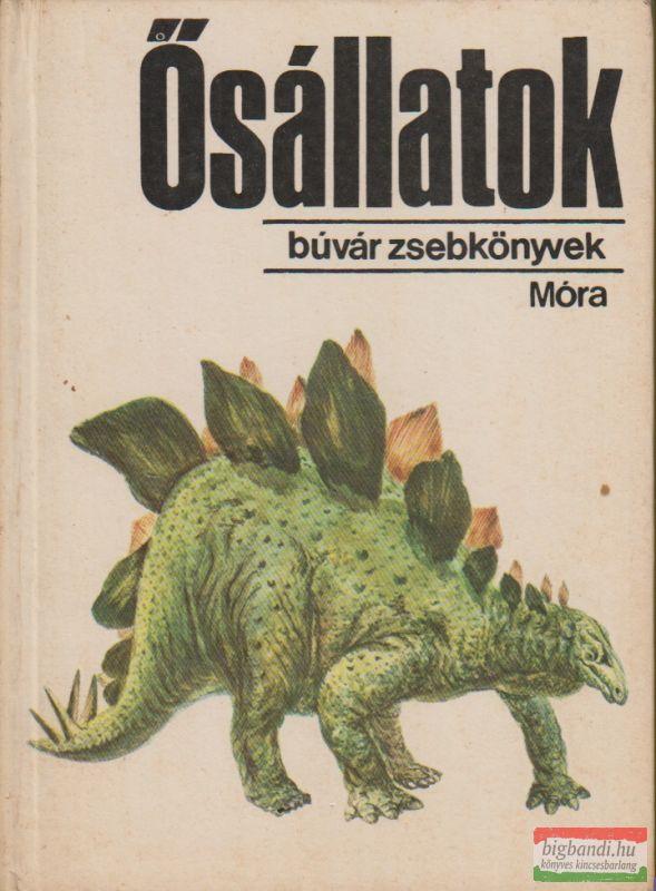 Dr. Farkas Henrik - Ősállatok (búvár zsebkönyvek)