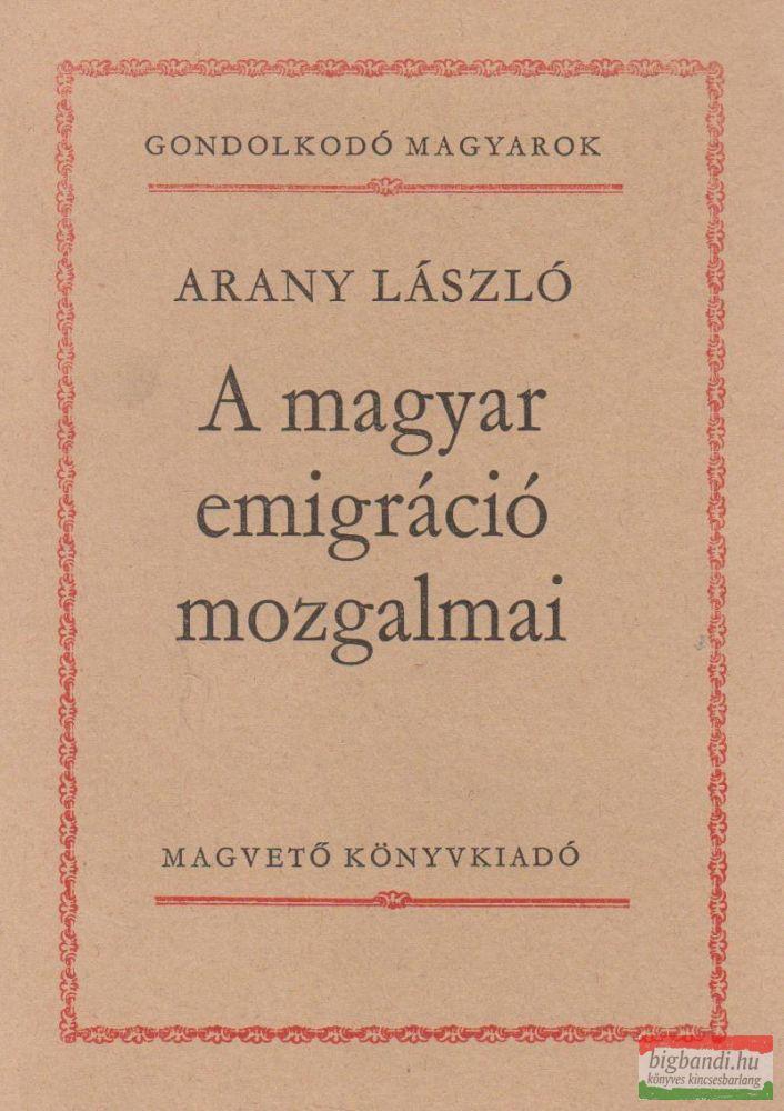 A magyar emigráció mozgalmai