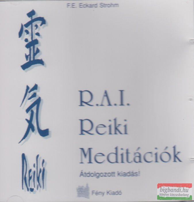 R.A.I. Reiki Meditációk CD