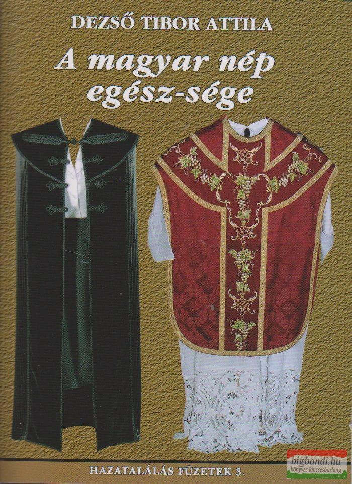 A magyar nép egész-sége