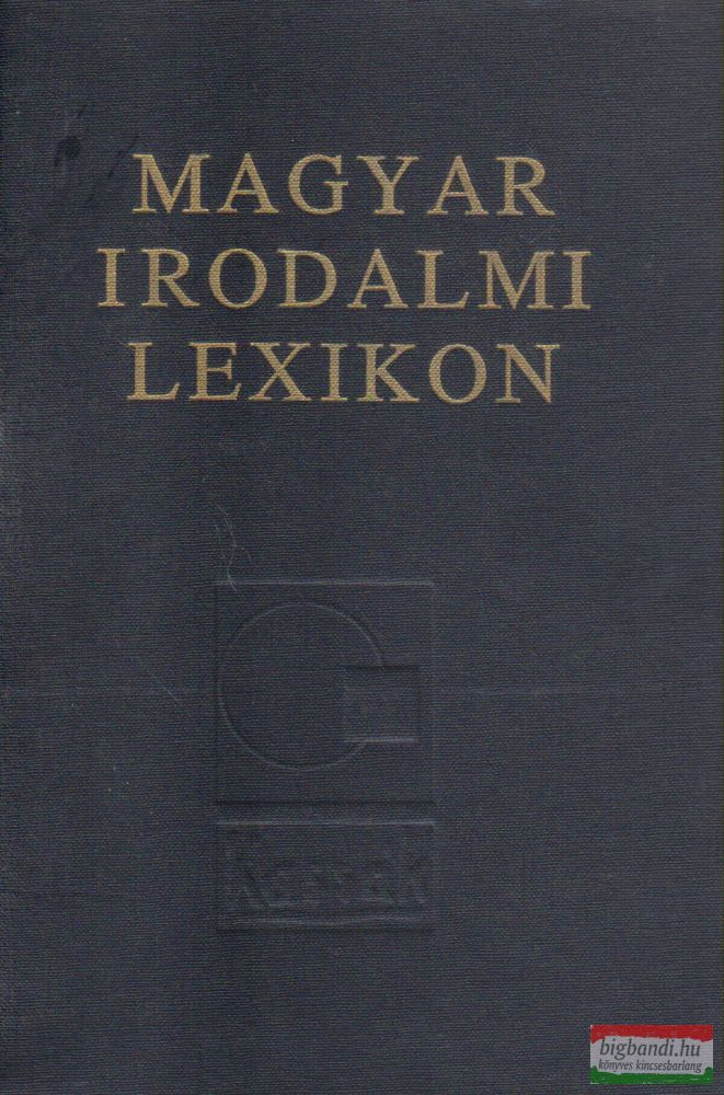 Magyar irodalmi lexikon