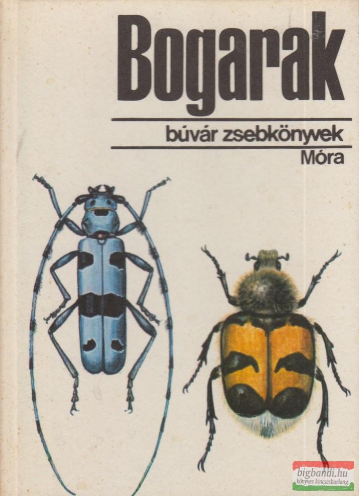 Bogarak (búvár zsebkönyvek)