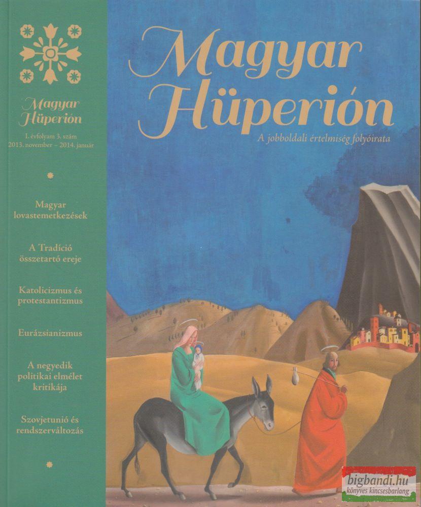 Magyar Hüperión I. évfolyam 3. szám