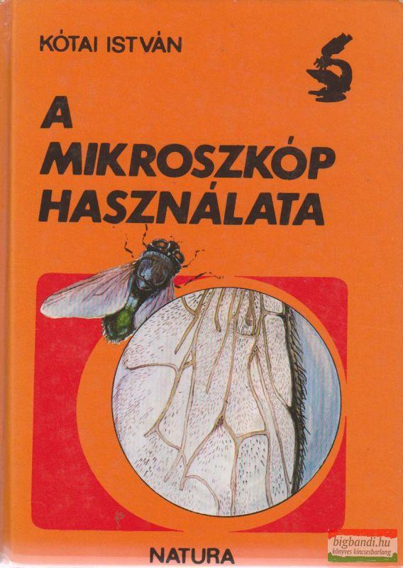 A mikroszkóp használata