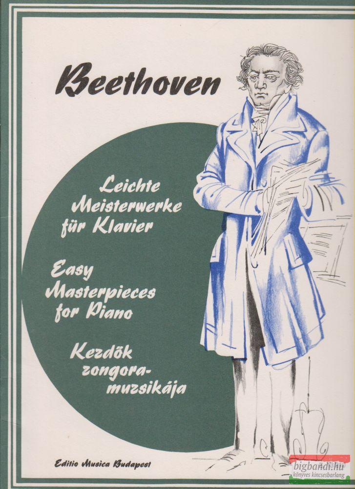 Beethoven - Kezdők zongoramuzsikája