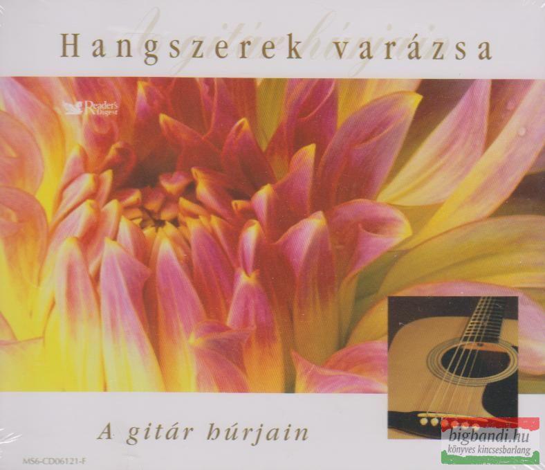 Hangszerek varázsa / A gitár húrjain (3 CD)