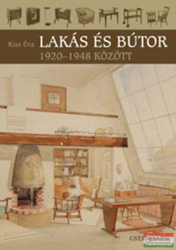 Dr. Kiss Éva - Lakás és bútor 1920-1948 között