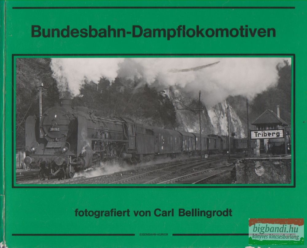 Bundesbahn - Dampflokomotiven