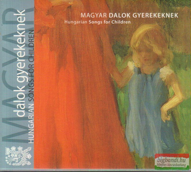 Magyar dalok gyerekeknek CD