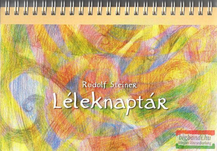 Rudolf Steiner - Léleknaptár - asztali