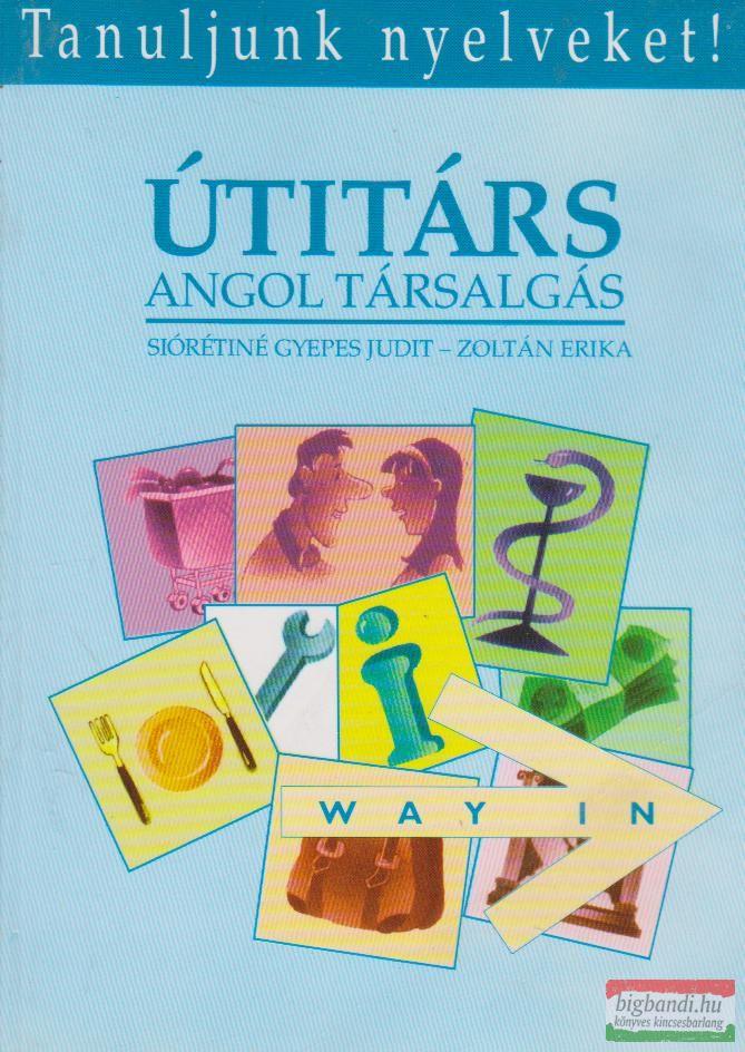 ÚTITÁRS ANGOL TÁRSALGÁS