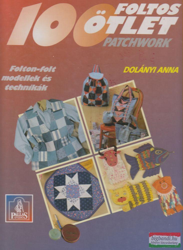 100 foltos ötlet - Patchwork