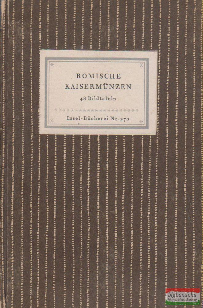 Römische Kaisermünzen Insel-Bücherei 270.