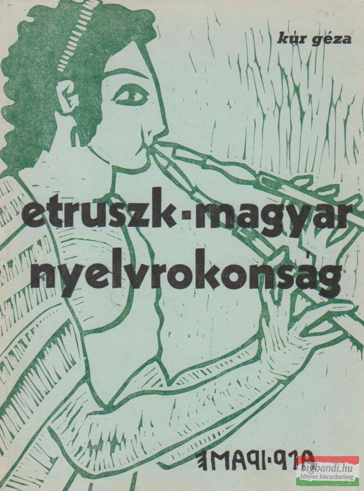 Etruszk-magyar nyelvrokonság