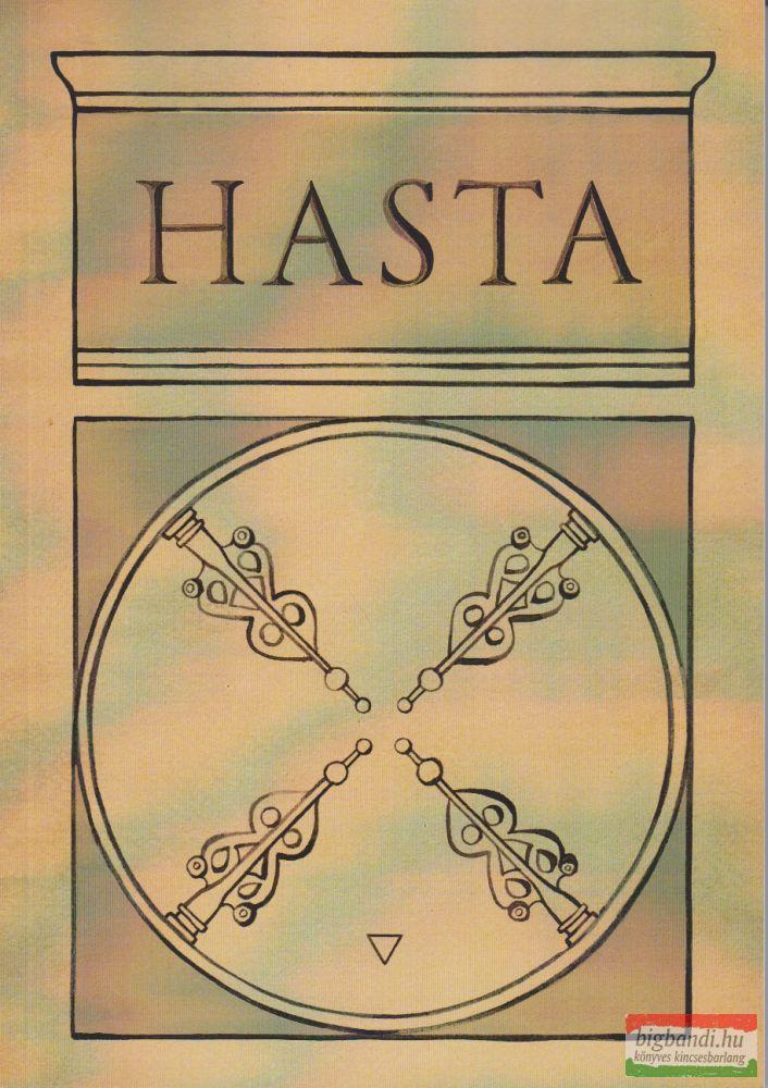Hasta - folyóirat II. szám